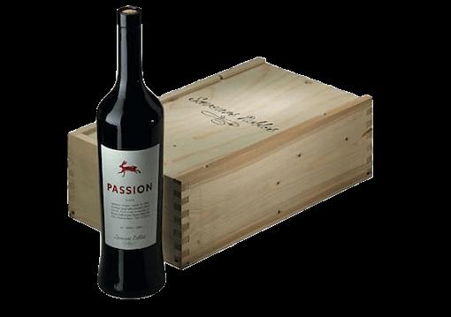 Passion 2005 von Saveurs Nobles unter den top 6 am 'Grand Prix du Vin Suisse 2008'