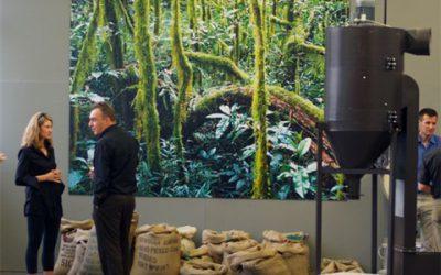 """""""Aus den allerbesten Kaffeerarietäten exklusive Mischungen zu kreieren, ist eine meiner grössten Herausforderungen."""""""